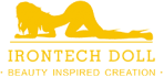 Irontech Doll Logo
